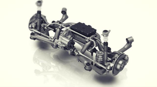 2020 Audi Q6 e-tron view