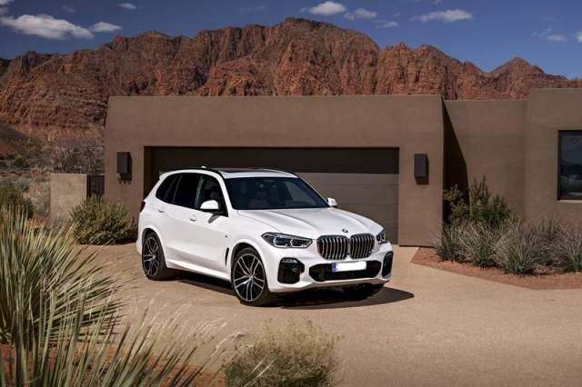 2019 BMW X5 Diesel