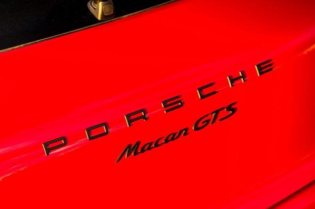 2019 Porsche Macan GTS logo