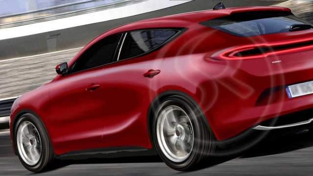 2020 Dodge Journey render