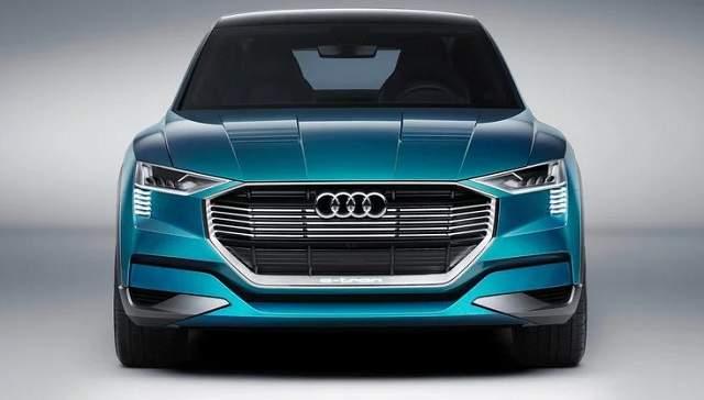 2019 Audi Q6 front