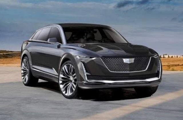 2020 Cadillac Escalade And Escalade ESV Spy Photos