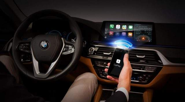 2020 BMW X6 Apple CarPlay