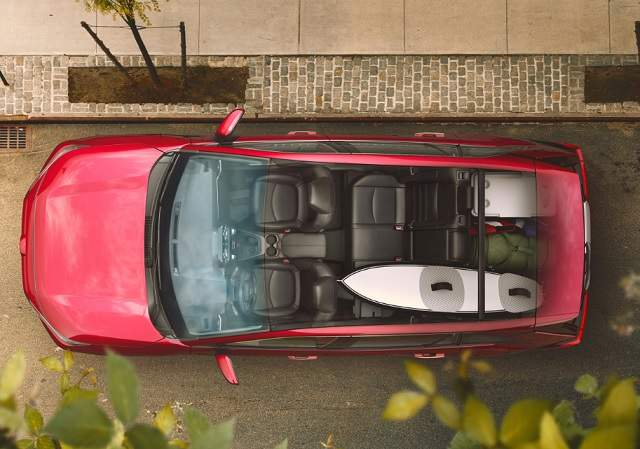 2020 Toyota Rav4 changes