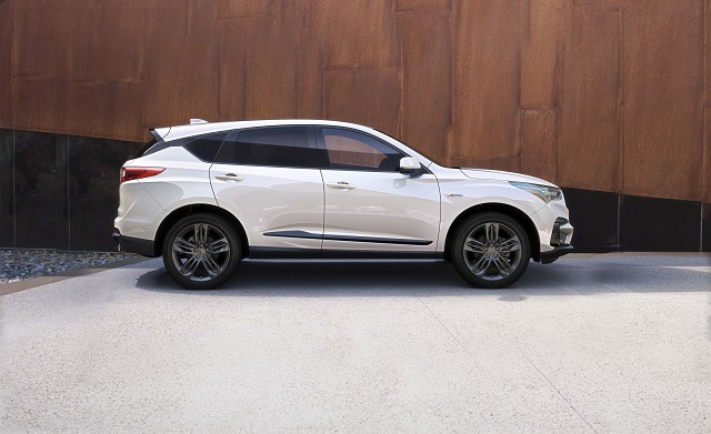 2020 Acura RDX a spec
