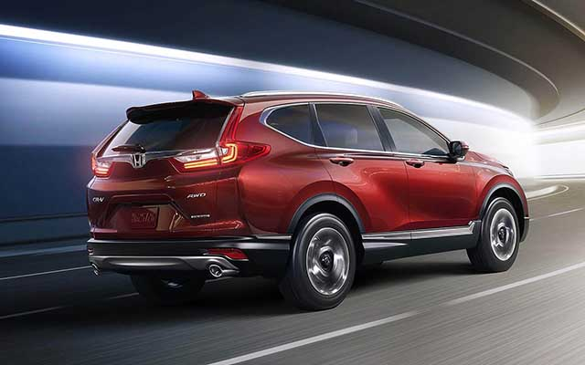 2020 Honda CR-V AWD