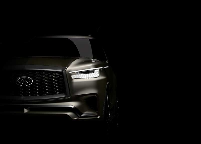 2020 Infiniti QX80 Redesign, Interior >> Next Gen 2020 Infiniti Qx80 To Be Built On A New Platform