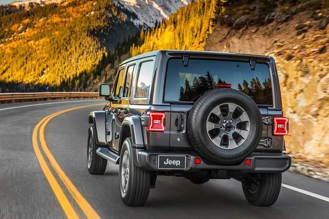 2020 Jeep Wrangler redesign