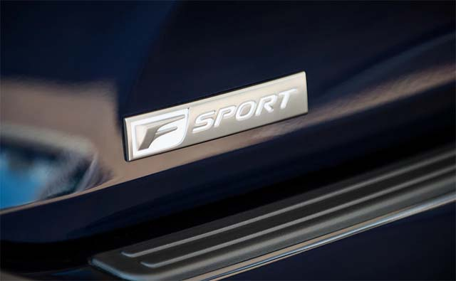 2020 Lexus GX 460 f sport