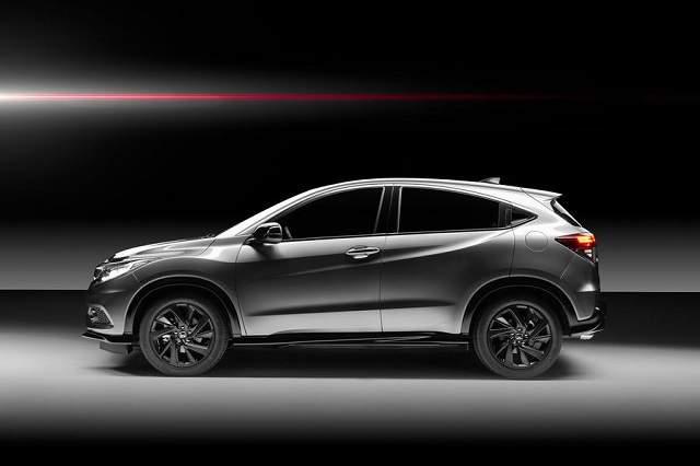 2020 Honda HR-V hybrid