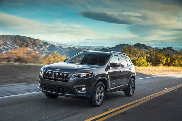 2021 Jeep Grand Cherokee Three-Row release date