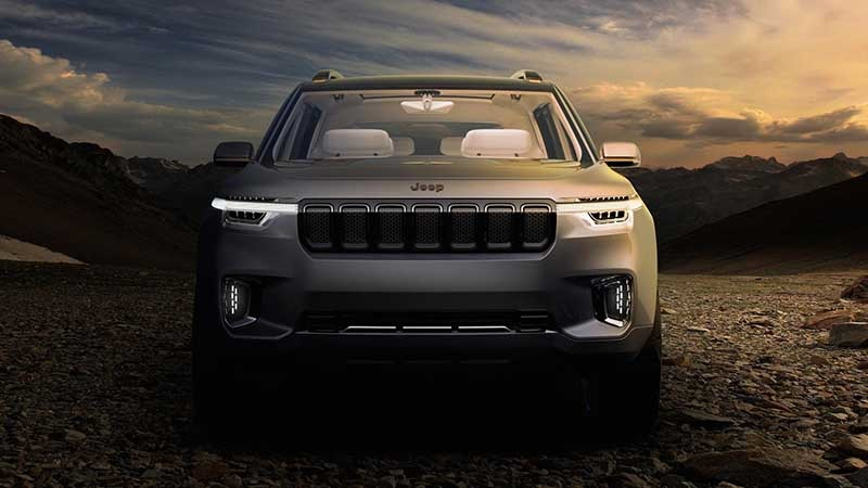 2020 Jeep Grand Cherokee Big Redesign Or New Generation