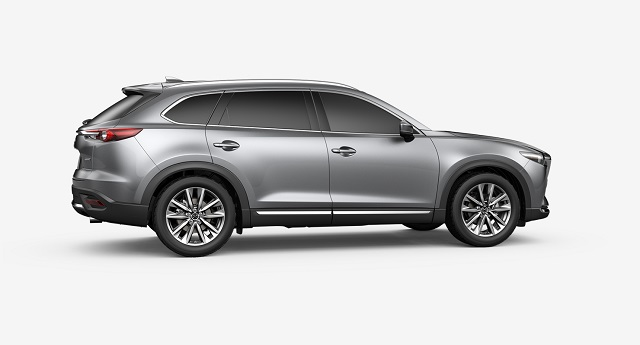 2020 Mazda CX-9 facelift