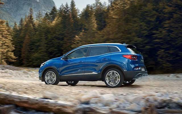 Renault Kadjar 2020 facelift