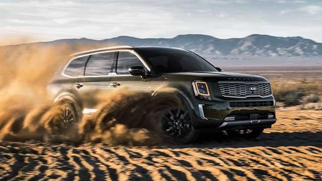 2020 Kia Telluride starting price