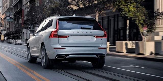 2020 Volvo XC60 facelift