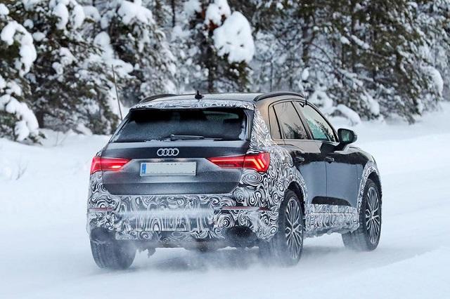 2020 Audi RS Q3 news