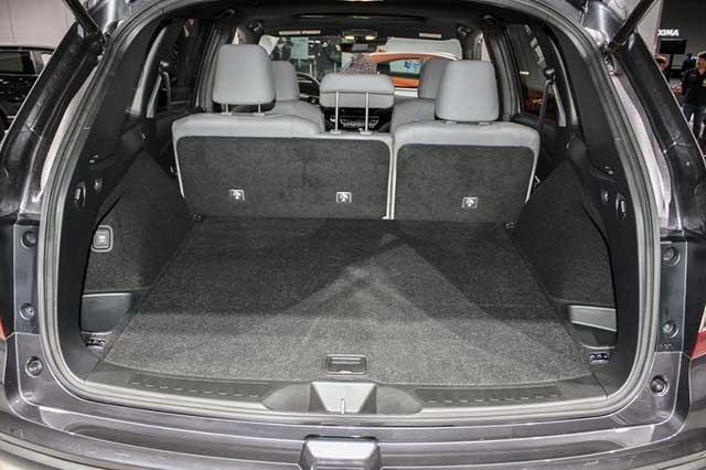2020 Chevy Suburban Cargo Dimensions | Chevy2020.Com