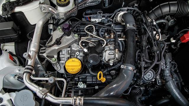 2020 Nissan Qashqai 1.3 engine
