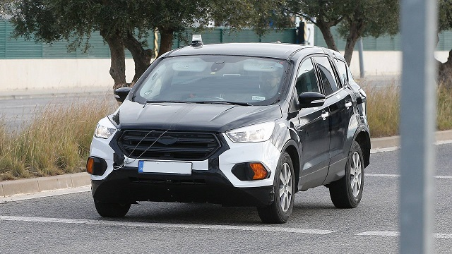 Ford Escape Seven-Seat SUV