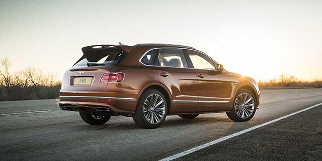 2020 Bentley Bentayga phev