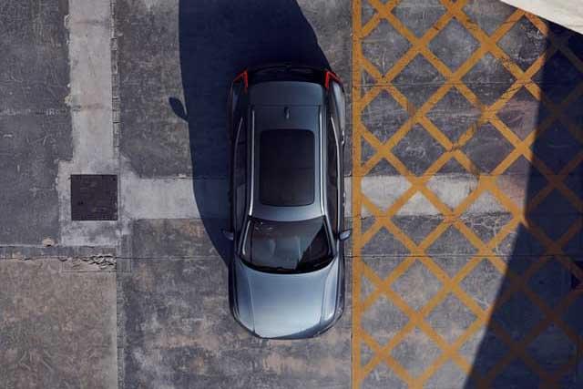 2020 Volvo XC40 redesign