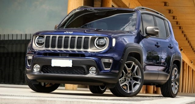 2020 Jeep Renegade PHEV usa