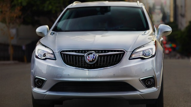 2020 buick envision changes