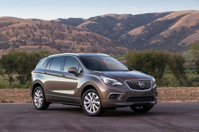 2020 buick envision features