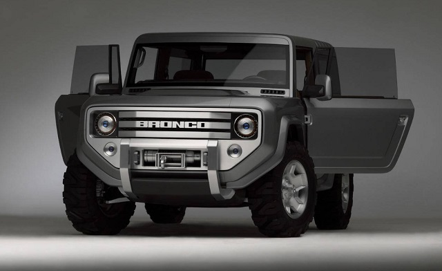 2021 ford bronco concept