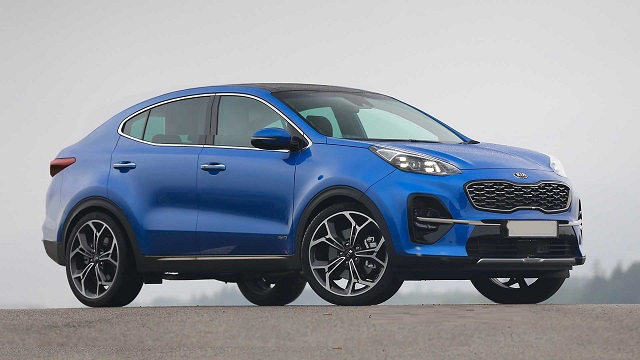 2021 Kia Sportage Changes (Europe And US)