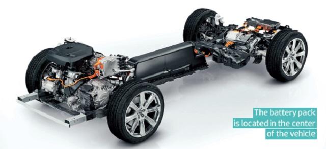 2021 Volvo XC90 ev