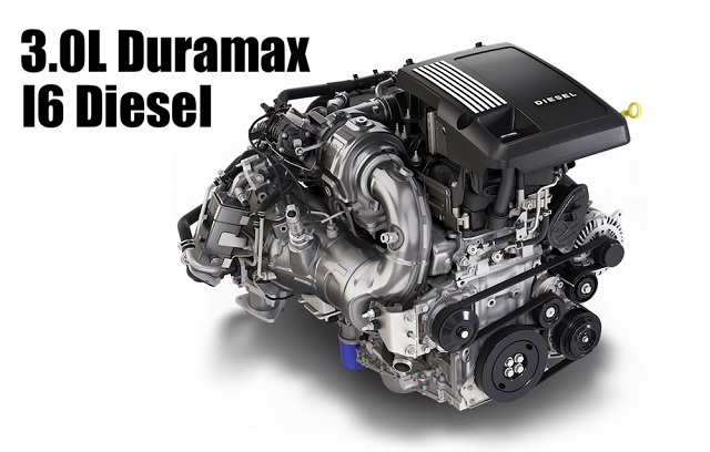 2021 Chevy Suburban diesel