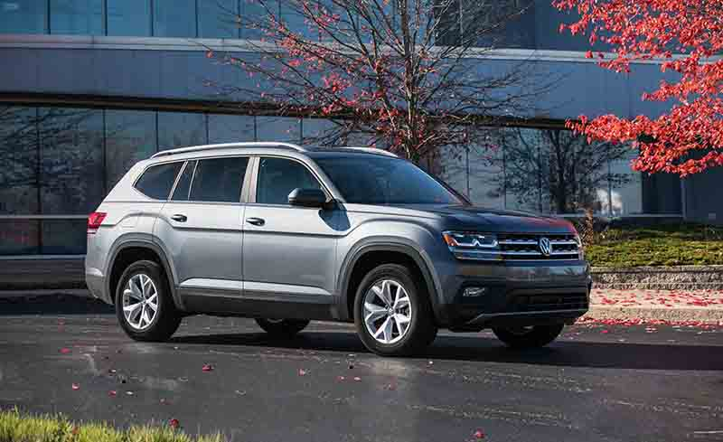 2021 vw atlas coupe suv truck and more  suv bible