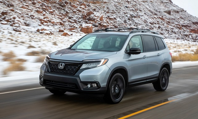 2021 honda passport possible changes  suv bible