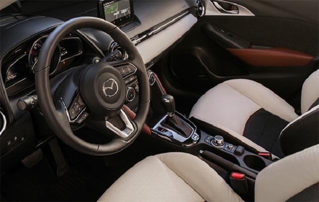 2021 Mazda CX-5 interior changes