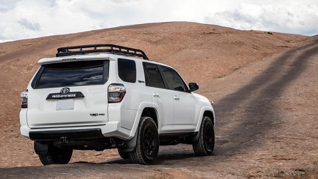2022 Toyota 4Runner redesign