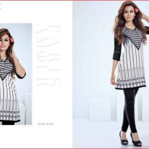 358b77843b kajal style town beauty cotton print Kurtis - Suvesa- women's clothing