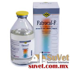 FATROCAL-F frasco de 500 ml - SUVET