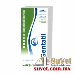 GENTATIL frasco de 250 ml - SUVET