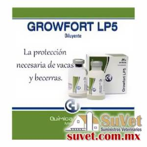 GROWFORT LP5 frasco de 50 ml - SUVET