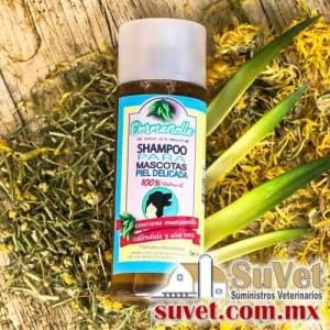 Shampoo para piel sensible y delicada. Dermavena Envase de 240 ml - SUVET