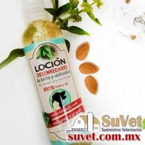 Loción quita nudos y comezón Envase de 120 ml - SUVET