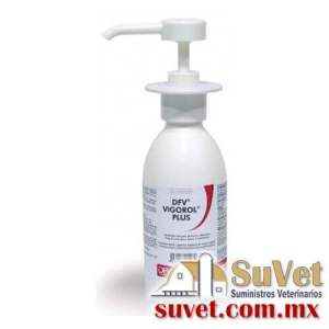 Vigorol plus 250ml (sobre pedido) caja con 6 frascos de 250 ml - SUVET