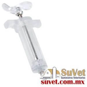 Jeringa Europlex Luer Lock 20 ml c/dosf (sobre pedido) pieza de 20 ml - SUVET