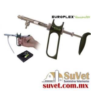 Vacunador Europlex 1 ml con tubo (sobre pedido) pieza - SUVET