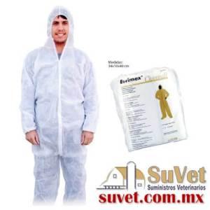 Eurimex Coverall CL mono desechable (sobre pedido) bolsa de 5 pz - SUVET