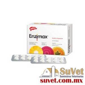 Enzimax Sobre pedido caja con 2 blisters de 10 comprimidos c/u - SUVET