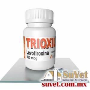 Trioxil 800 frasco de 100 tabletas - SUVET