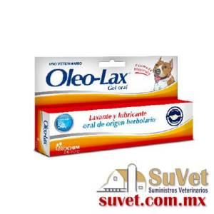 Oleo Lax 50 g tubo de 50 gr - SUVET